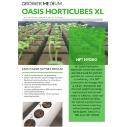 Oasis Horticube XL Case (EU Spec) (315 Cell)
