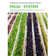 NFT Hydro MG-26 Microgreens System (26x 1.8m Growing Channels - 3m)