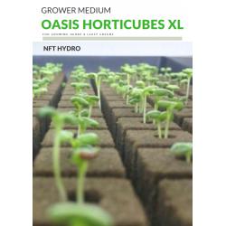 Oasis® HORTICUBES XL LC1 Seed Propagation Medium (CS 10x 260 Sheets)