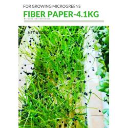 NFT Hydro Microgreens Fiber Paper Roll (4.15Kg - 130mm)