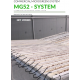 NFT Hydro MG-52 Microgreens System (52 x 1.8m Growing Channels 3 meter))